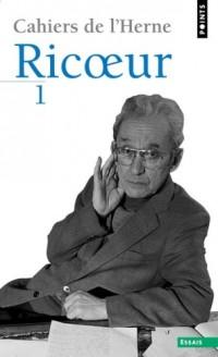 Paul Ricoeur : Tome 1