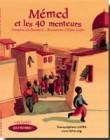 Memed et les 40 Menteurs - Version Grand Format, Lecture Facile Grace aux Grands Caractères.