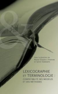 Lexicologie et terminologie