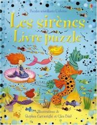 Les sirènes : Livre puzzle