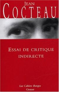 Essai de critique indirecte