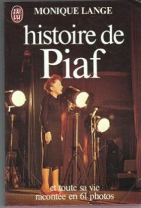 Histoire de Piaf