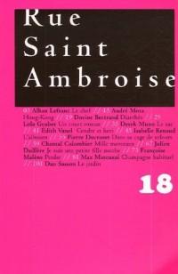 18 Rue Saint Ambroise