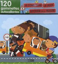 Je Construis, Je Joue avec les Gommettes : le Code de Route