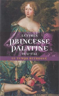 Lettres: (1672-1722)