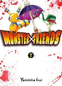 Monster Friends - Tome 2