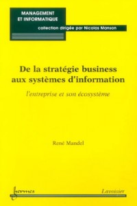 De la stratégie business aux systèmes d'information: l'entreprise et son écosystème (Coll. : Management et informatique )