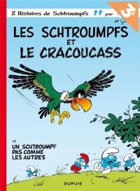 Schtroumpfs (Dupuis) T5 les Schtroumpfs - Tome 5 - les Schtroumpfs et le Cracoucass (Ope Ete 2018)