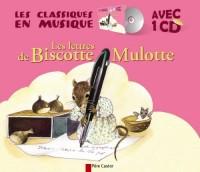 Les lettres de Biscotte Mulotte (1CD audio)