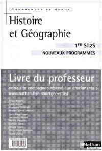 Histoire-Geographie Première St2s Professeur 2007 - Comprendre le Monde