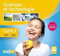 Clé USB - Ressources numériques Sciences et technologie CM