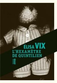 L'hexamètre de Quintilien