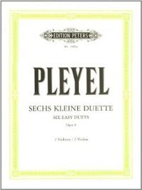 Sechs kleine Duette Opus 8