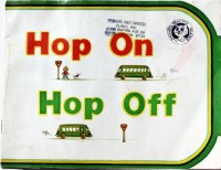 Hop on, hop off (Phonics practice readers)