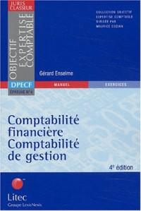 DPECF Epreuve N° 4 Comptabilité financière, comptabilité de gestion