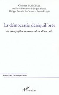 La démocratie déséquilibrée : la démographie au secours de la démocratie
