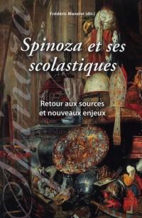 Spinoza et les Scolastiques