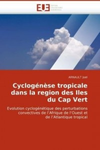 Cyclognse Tropicale Dans La Region Des Iles Du Cap Vert