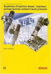 Systèmes d'injection diesel Injecteur-pompe/Pompe unitaire haute pression