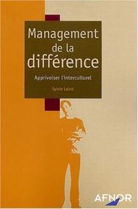Management de la différence : Apprivoiser l'interculturel