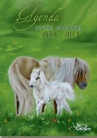 Agenda Scolaire 2012-2013 les Chevaux Merveil