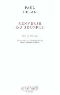 Renverse du souffle (édition bilingue)