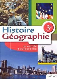 Histoire-Géographie, 3ème