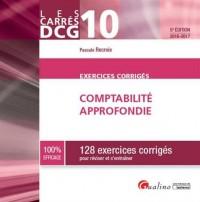 DCG 10 - Exercices de comptabilité approfondie