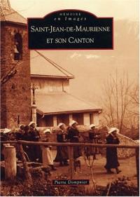 Saint-Jean-de-Maurienne et son canton