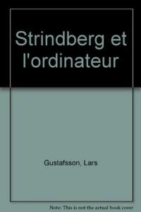 Strindberg et l'ordinateur