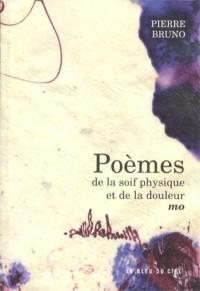 Poèmes de la soif physique et de la douleur mo