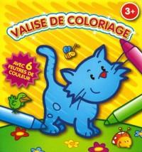 Valise de coloriage : 3+