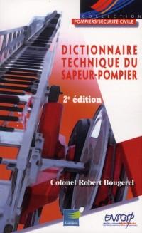 Dictionnaire Technique du Sapeur Pompier