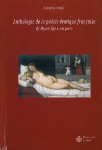 L'Anthologie de la poésie érotique francaise
