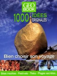 GEOBOOK 1000 Idées originales