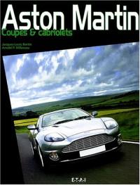 Aston Martin : Coupés et cabriolets