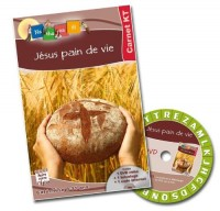 Jésus pain de vie - Carnet KT