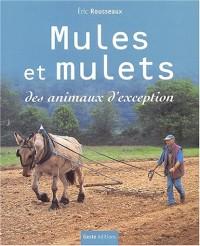 Mules et mulets : Animaux d'exception
