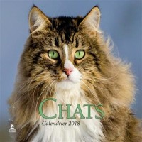 Chats, calendrier 2018