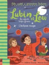 Lubin et Lou, les enfants loups-garous, 5:L'éclipse rouge [Poche]