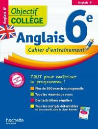 Objectif College - Anglais Sixième