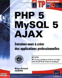 PHP 5 - MySQL 5 - Ajax