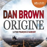 Origine (Robert Langdon 5) [Livre audio]