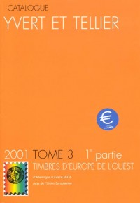 Timbres de l'europe de l'ouest de a a g t.3-1 2001souple (ref.30342)  + suppleme
