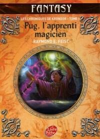 Krondor : la guerre de la faille, Tome 1 : Pug, l'apprenti magicien