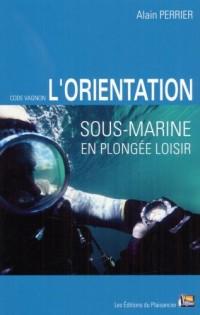 L'orientation sous-marine en plongée loisir