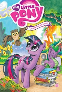 MY LITTLE PONY VOLUME 1