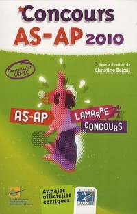 Concours AS-AP 2010