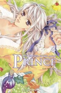 Un baiser pour mon prince, Tome 4 :