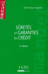 Sûretés et garanties du crédit